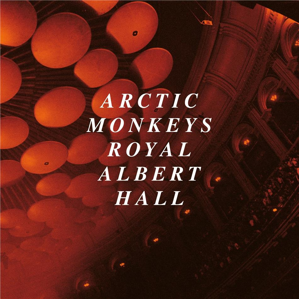 Arctic Monkeys - Live At The Royal Albert Hall (Indies Only, Deluxe Edition, Clear Vinyl, 2 LPs)