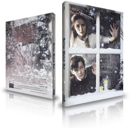 Better Watch Out (2016) (Cover B, Limited Edition, Mediabook, Blu-ray + CD)