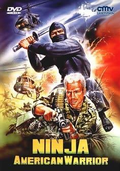 Ninja: American Warrior (1987) (Kleine Hartbox, Trash Collection)