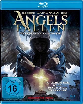Angels Fallen - Der Kampf zwischen Gut und Böse (2020) (Uncut)