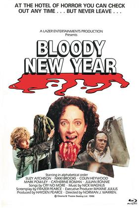 Bloody New Year (1987) (Grosse Hartbox, Cover B, Limited Edition)