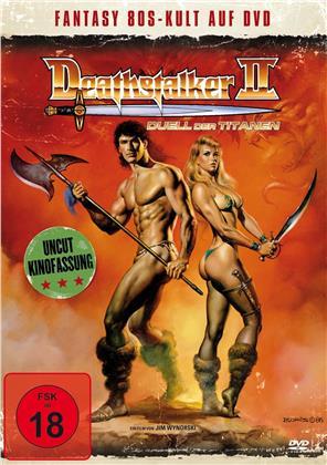 Deathstalker 2 - Duell der Titanen (Kinofassung, Uncut)