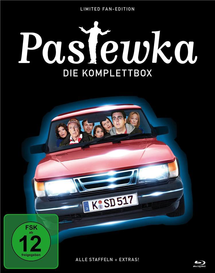 Pastewka - Komplettbox - Staffel 1-10 & Weihnachtsspecial (Fan Edition, Edizione Limitata, 9 Blu-ray)