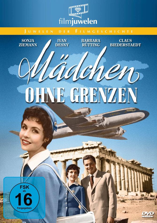 Mädchen ohne Grenzen (1955) (Filmjuwelen, s/w)