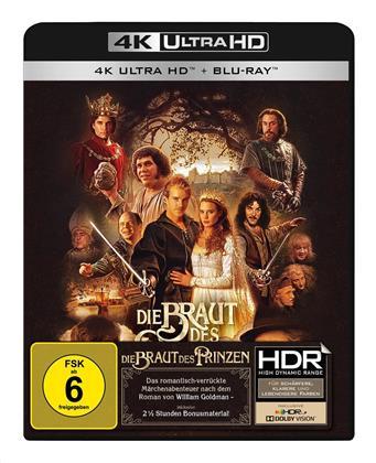 Die Braut des Prinzen (1987) (4K Ultra HD + Blu-ray)