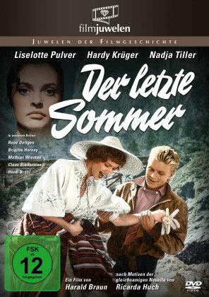 Der letzte Sommer (1954) (Filmjuwelen)