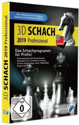 3D Schach 2021