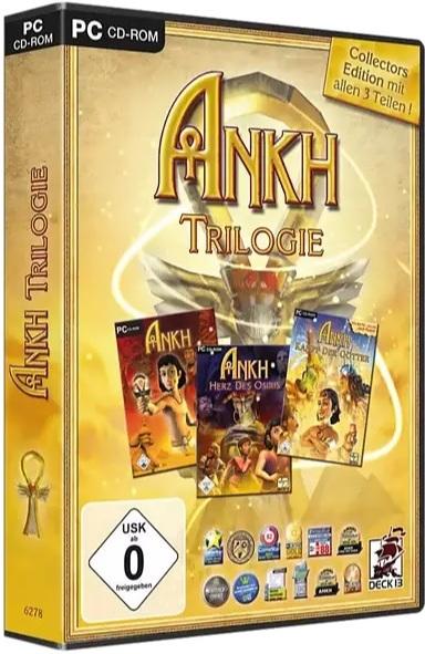 Ankh - Trilogie Collectors Edition