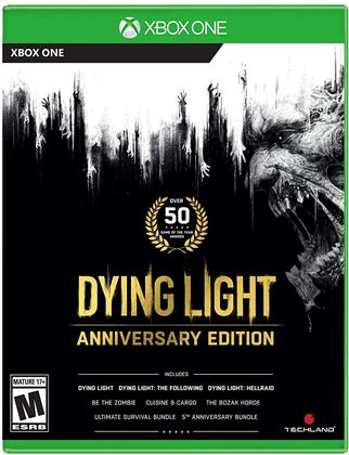 Dying Light - Anniversary Edition