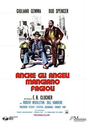 Anche gli angeli mangiano fagioli (1973) (Riedizione)