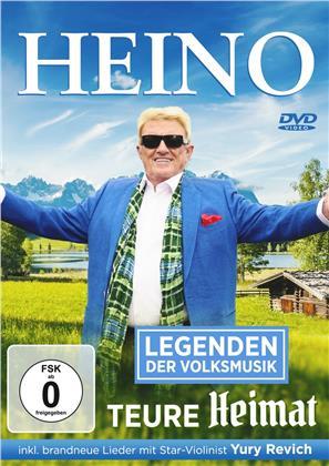 Heino - Teure Heimat - Legenden der Volksmusik