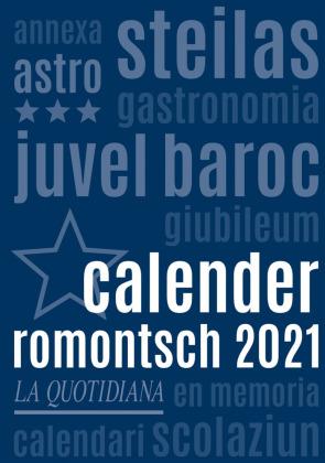 Calender Romontsch 2021