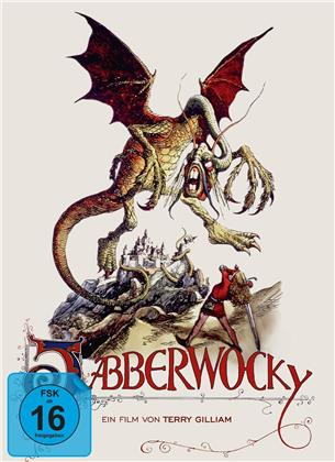 Jabberwocky (1977) (Limited Collector's Edition, Mediabook, Blu-ray + DVD)