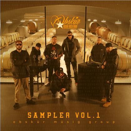 guudBois & Clifftop Vandalz - Sampler Vol. 1