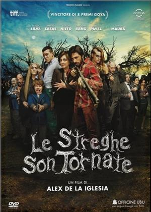 Le streghe son tornate (2013) (Neuauflage)