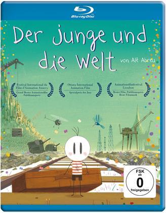 Der Junge und die Welt (2013)