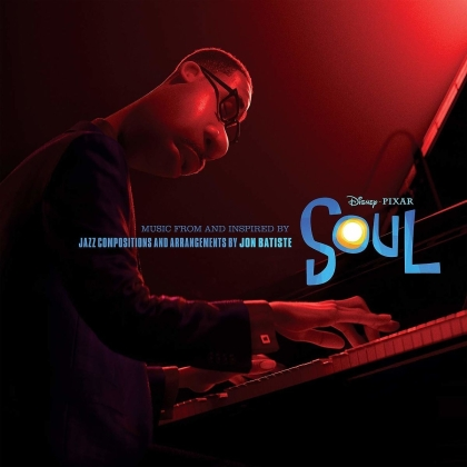 Jon Batiste - Soul - Music From And Inspired By Soul - OST - Disney (LP)