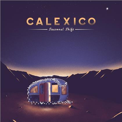 Calexico - Seasonal Shift (Digipack)