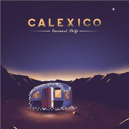 Calexico - Seasonal Shift (Violet Vinyl, LP)