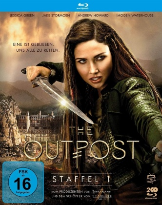 The Outpost - Staffel 1 (2 Blu-rays)