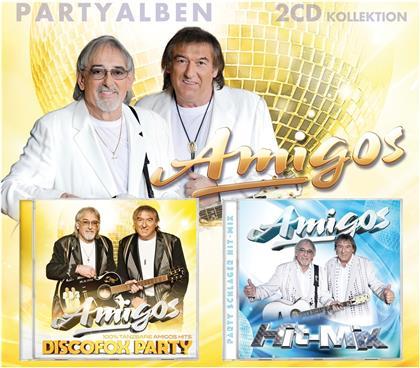 Amigos - Partyalben - 2CD Kollektion (2 CDs)