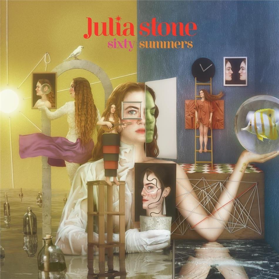 Julia Stone (Stone Angus & Julia) - Sixty Summers