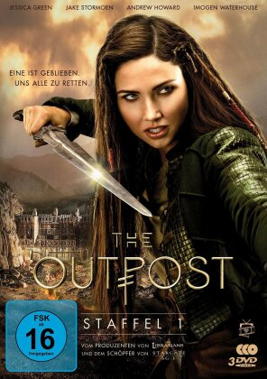 The Outpost - Staffel 1 (3 DVD)