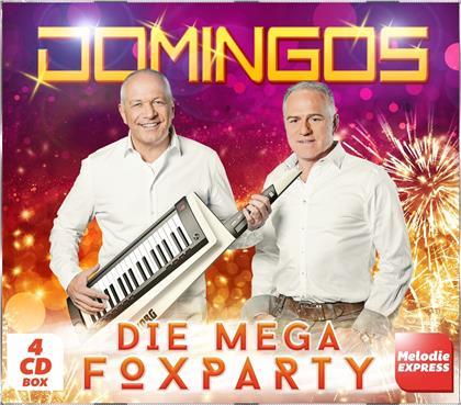 Domingos - Die mega Foxparty (4 CDs)