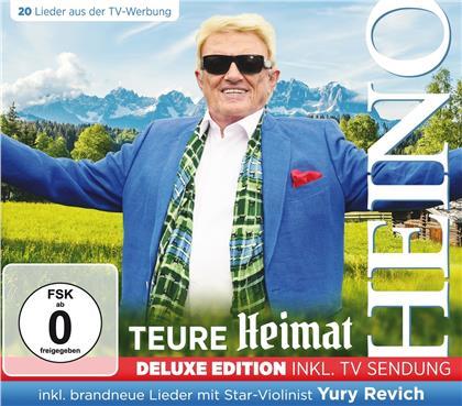 Heino - Teure Heimat (Deluxe Edition, CD + DVD)