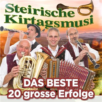 Steirische Kirtagsmusi - 20 große Erfolge