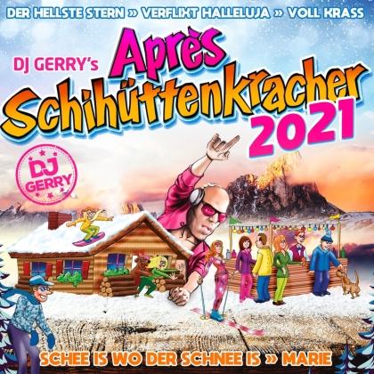DJ Gerry's Après Schihüttenkracher 2021