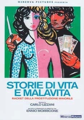 Storie di vita e malavita - Racket della prostituzione minorile (1975) (Neuauflage)