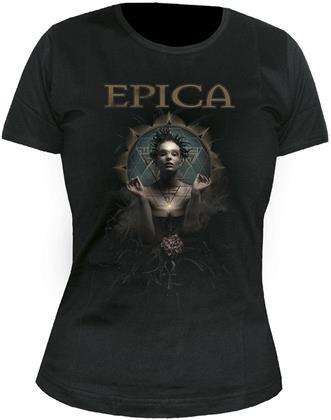 Epica - We Are The Night Girlie