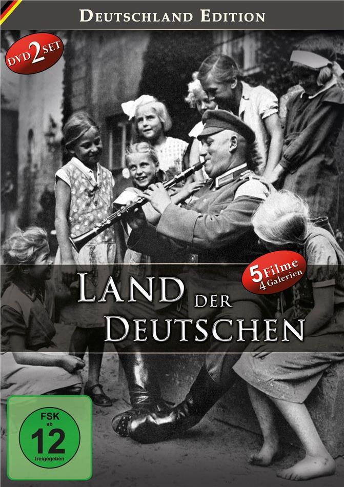 Land der Deutschen - Deutschland Edition (2 DVDs)