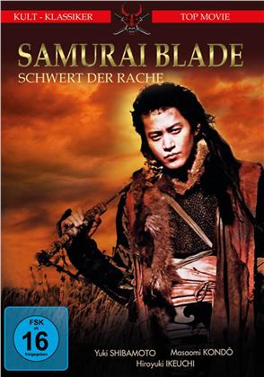 Samurai Blade - Schwert der Rache (2009) (Kult-Klassiker)