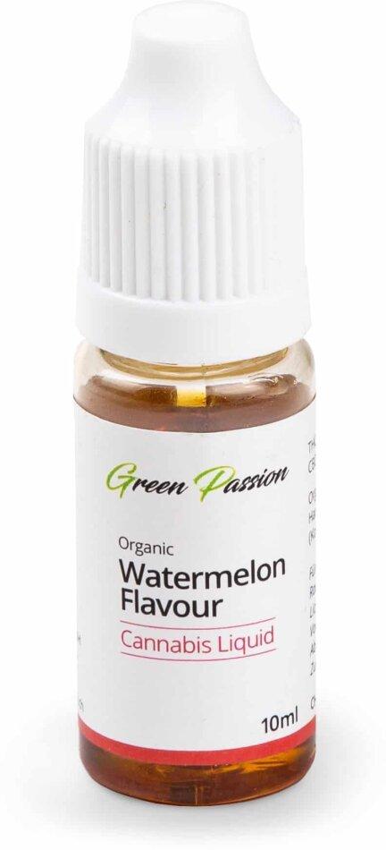Green Passion 5% CBD Öl (Wassermelonen Geschmack) - 10ml
