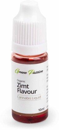 Green Passion 5% CBD Öl (Zimt Geschmack) - 10ml