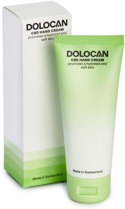 DOLOCAN CBD Hand Cream 100ml, inkl. 200mg CBD