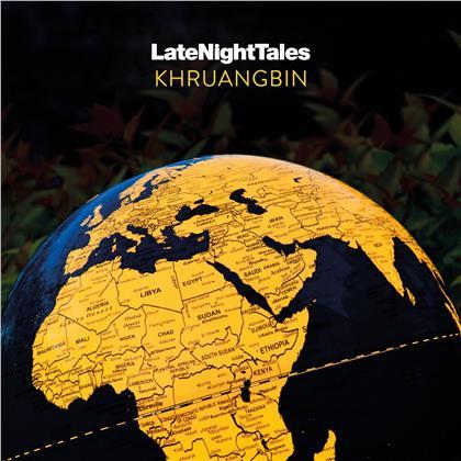 Khruangbin - Late Night Tales (CD + Digital Copy)