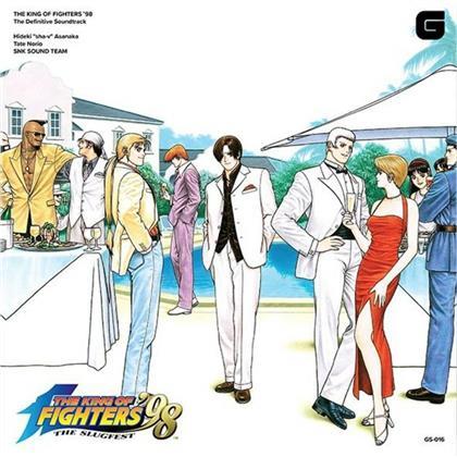 Hideki Asanaka - The King Of Fighters '98 - OST