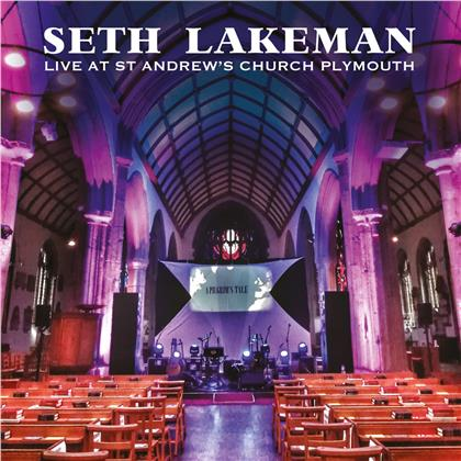 Seth Lakeman - Live At St Andrew's Church Plymouth (2 CDs)