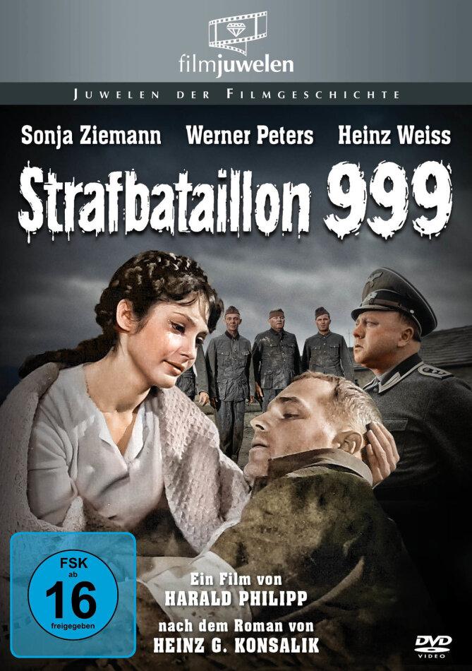 Strafbataillon 999 (1960) (Filmjuwelen, s/w)