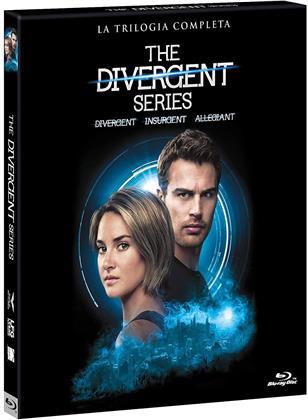 The Divergent Series - La Trilogia Completa (4 Blu-rays)