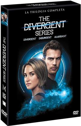 The Divergent Series - La Trilogia Completa (5 DVDs)
