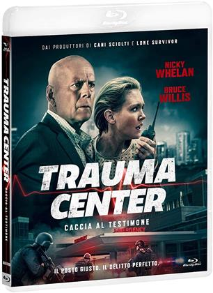 Trauma Center - Caccia al testimone (2019)