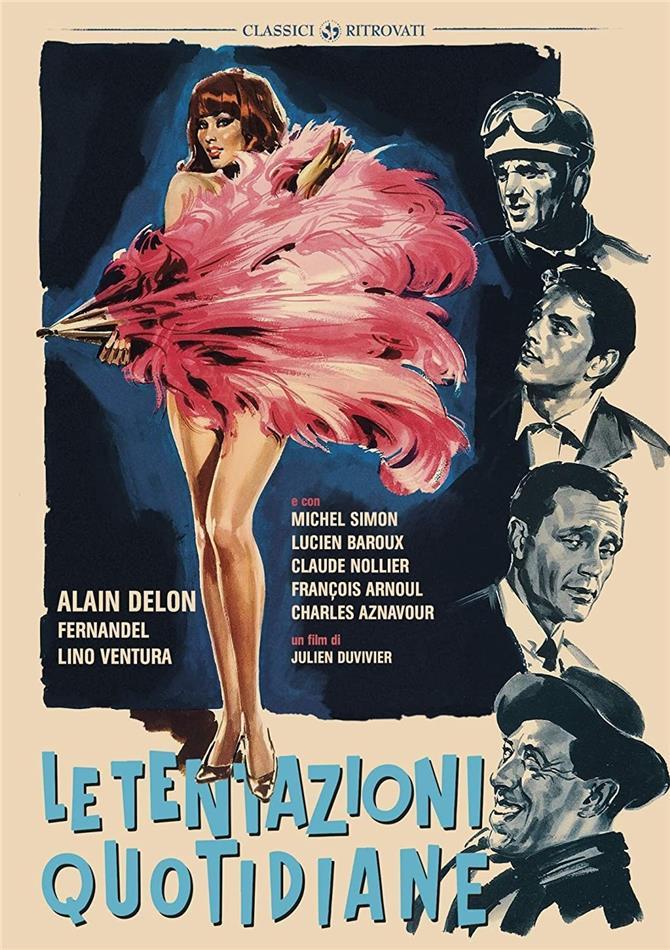 Le tentazioni quotidiane (1962) (Classici Ritrovati, n/b)