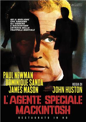 L'agente speciale Mackintosh (1973) (Classici Ritrovati, restaurato in HD)