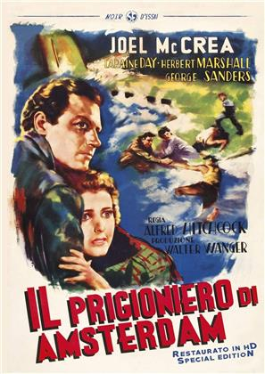 Il prigioniero di Amsterdam (1940) (Noir d'Essai, restaurato in HD, s/w, Special Edition)