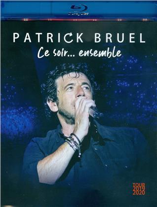 Patrick Bruel - Ce soir... ensemble (Tour 2019-2020) (Blu-ray + 2 CDs)