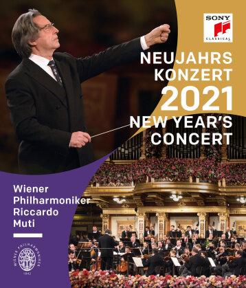 Wiener Philharmoniker & Riccardo Muti - Neujahrskonzert 2021